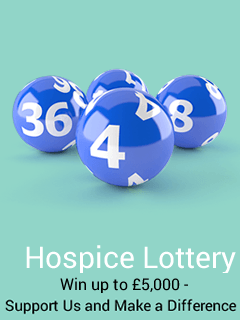 Hospice Lottery - Support us and make a difference