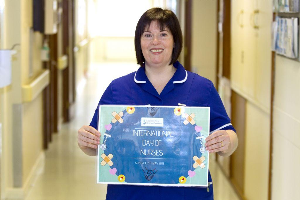 Hospice celebrate International Nurses Day