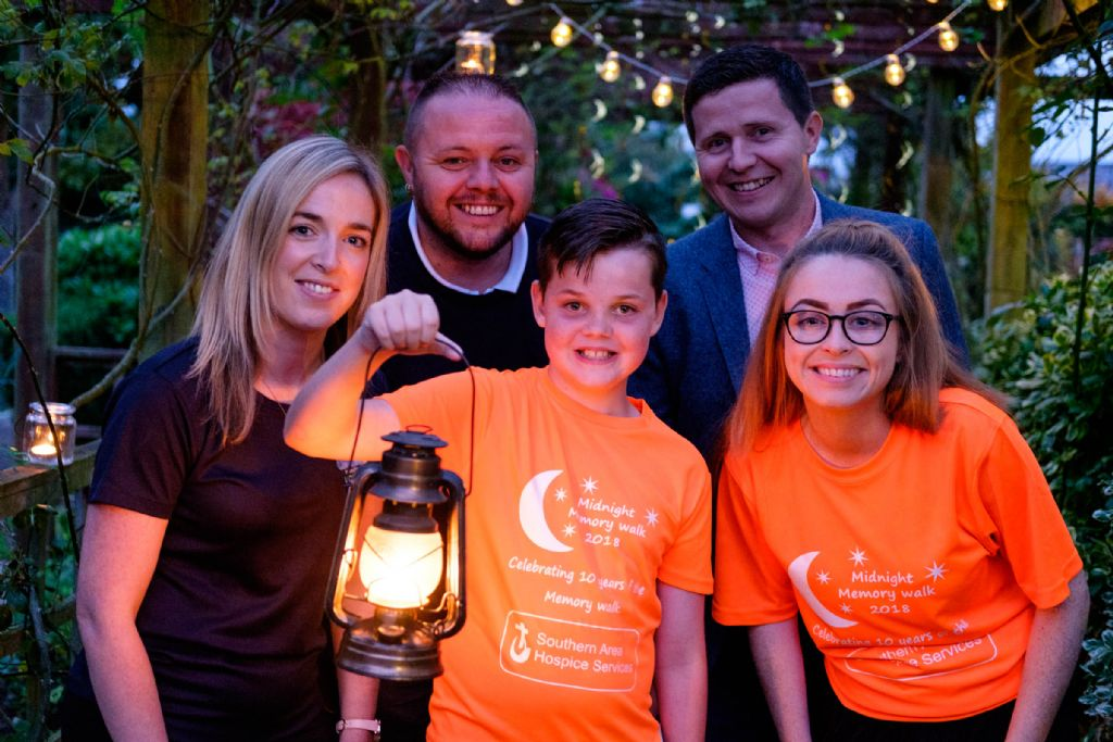 Hospice Celebrate 10 Years of the Midnight Memory Walk