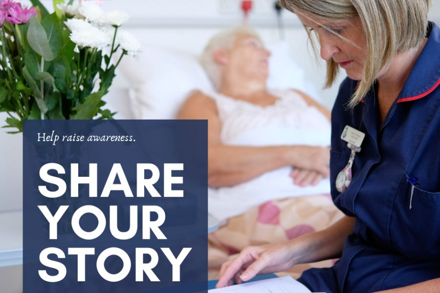 Share your Hospice Story