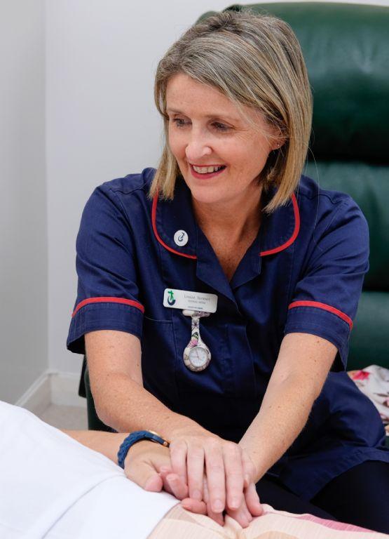 Southern Area Hospice launches Sponsor a Nurse Campaign