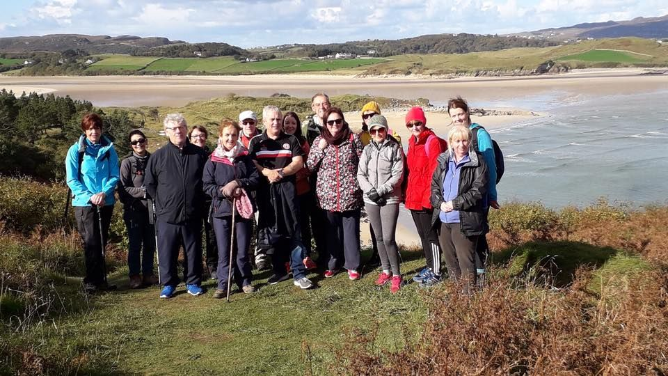 Autumn Walkers raise vital Funds for Hospice