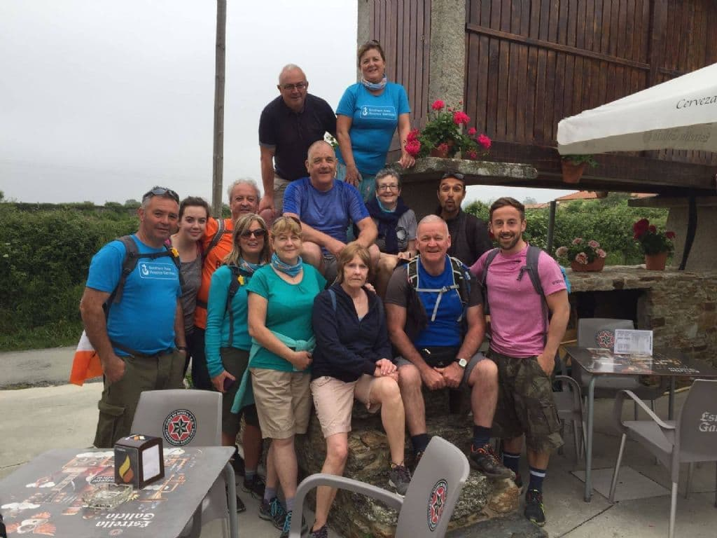 Walk the Camino de Santiago for Hospice
