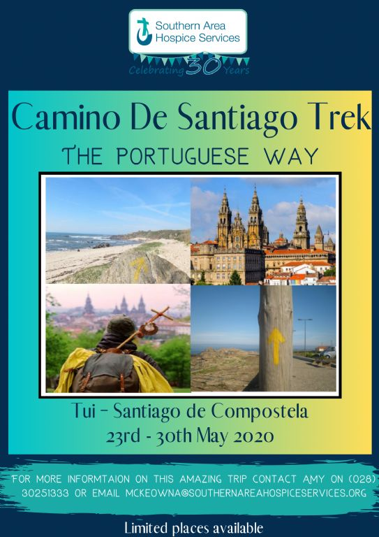 Walk the Camino for Your Local Hospice