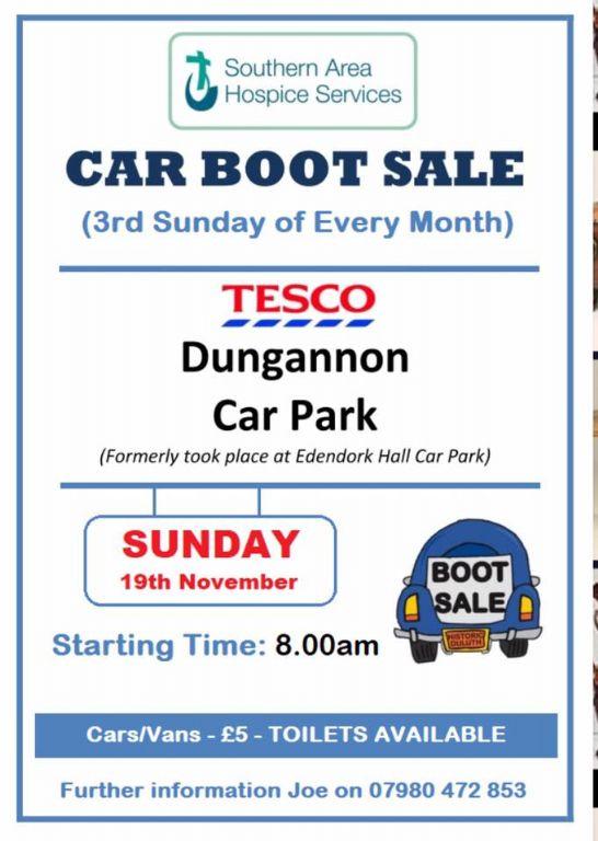 Dungannon Car Boot Sale