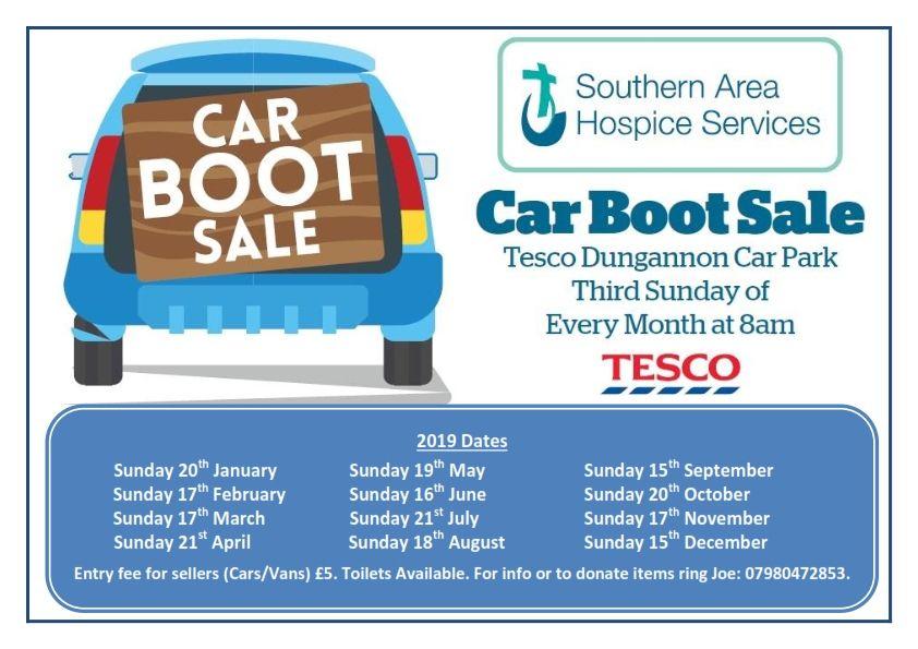 Car Boot Sale Dungannon