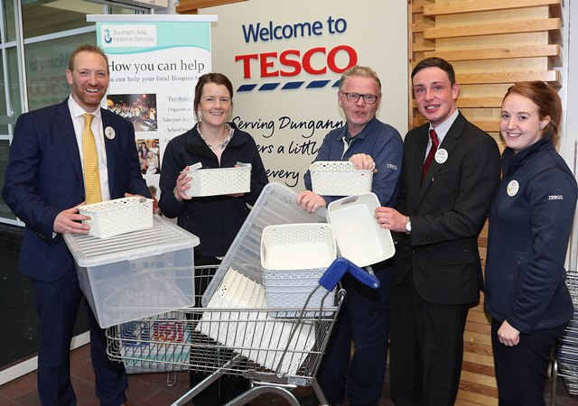 Hospice Car Boot Sale moves to Tesco Dungannon