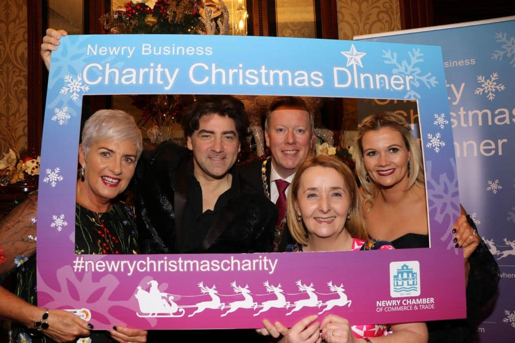 Newry Business Community in Charity Spirit