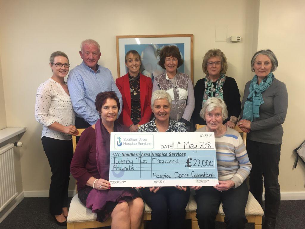 Hospice Gala Ball raises £22k