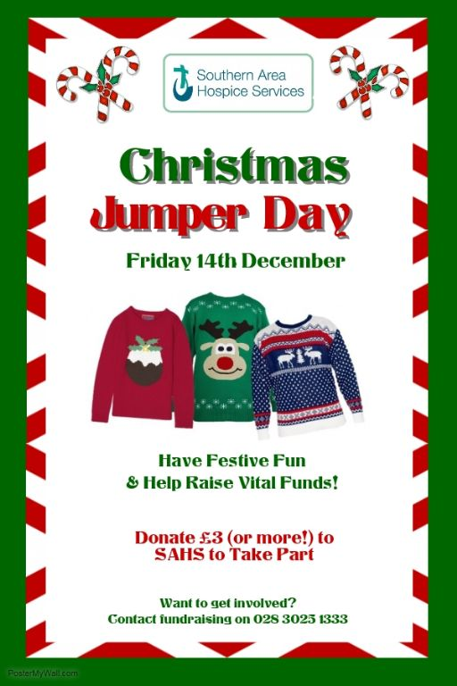 Southern Area Hospice Fundraising - Take Part In An Event