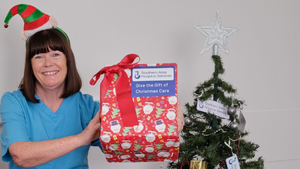 Could your business Give the Gift of Hospice Care this Christmas?