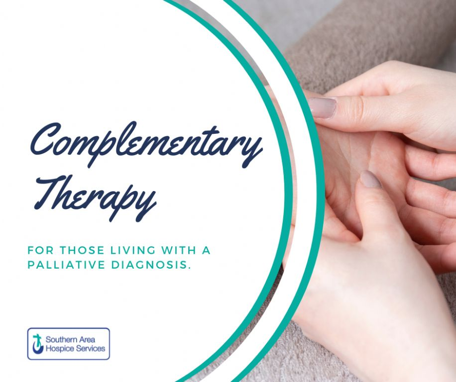 Complementary Therapy for those living with a Palliative Illness
