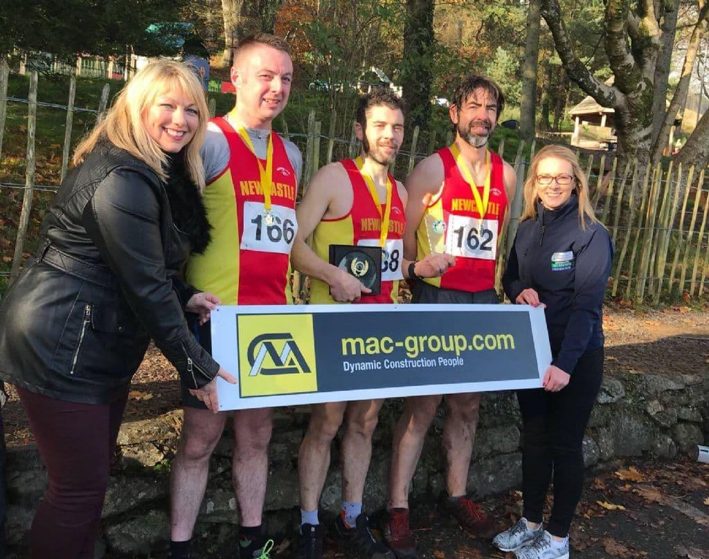 first running club home - newcastle ac
