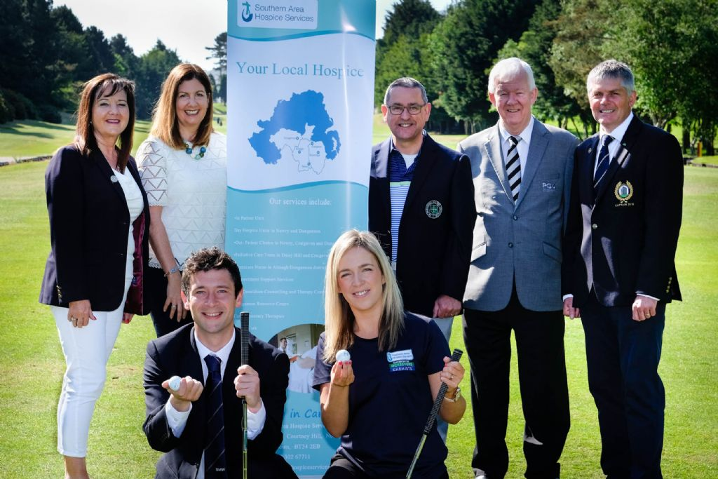 Warrenpoint Golf Club mark 125 years with Hospice Pro-Am