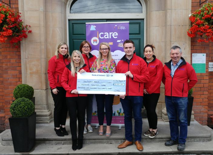 iCare Purple Run raises Thousands