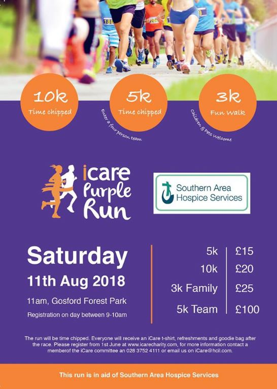 iCare Purple Run