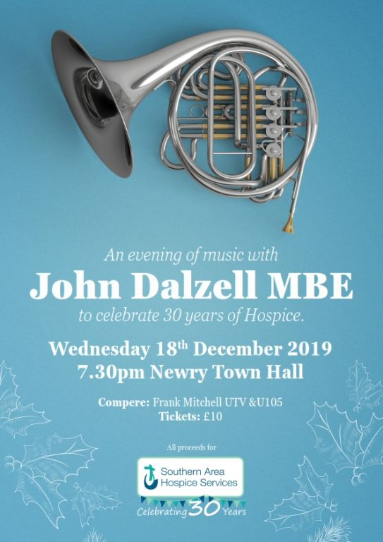 An Evening of Music with John Dalzell MBE