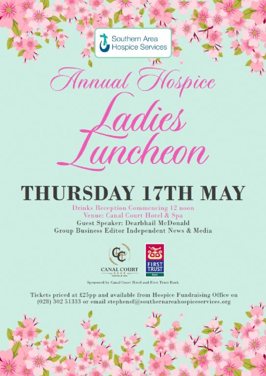 Annual Hospice Ladies Lunch