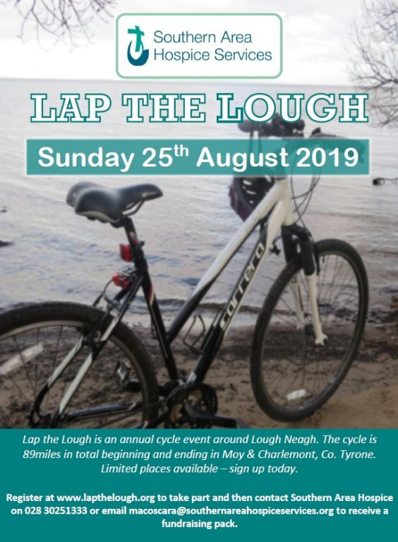 Get on your bike for Southern Area Hospice