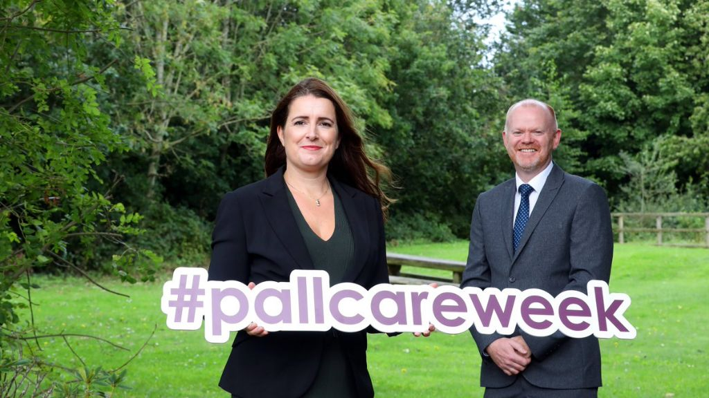 Launch of Palliative Care Week