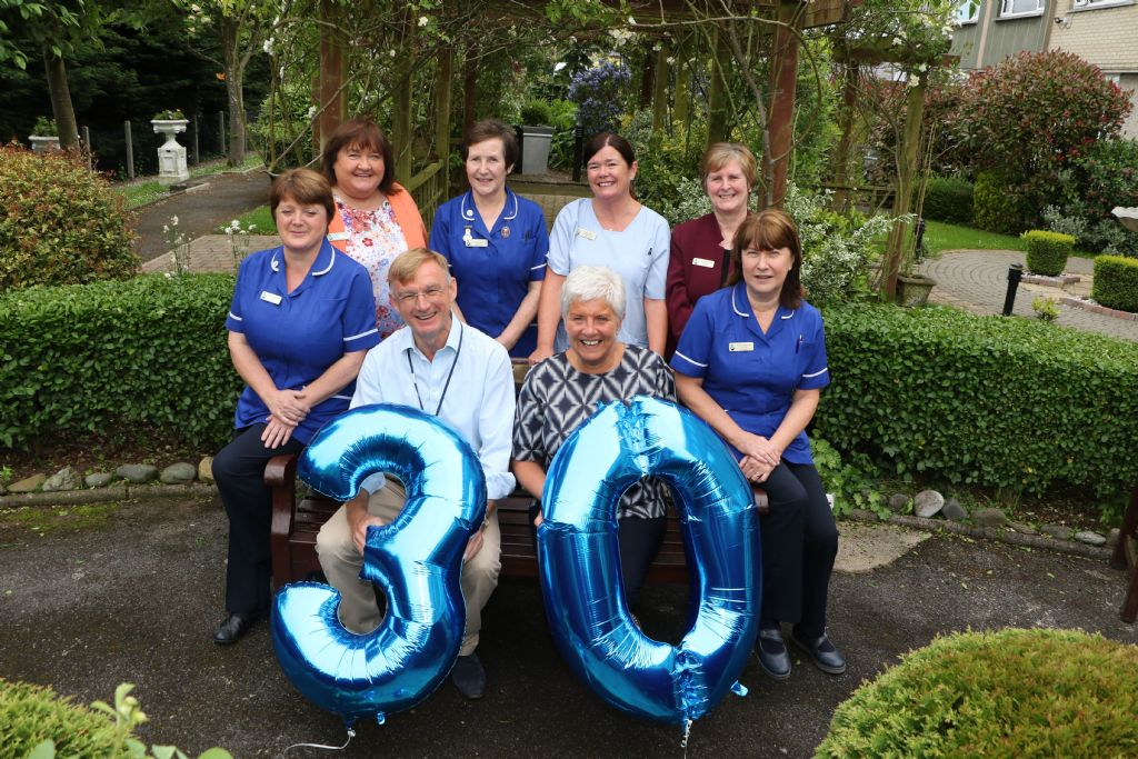 Southern area hospice services launches their 30th year