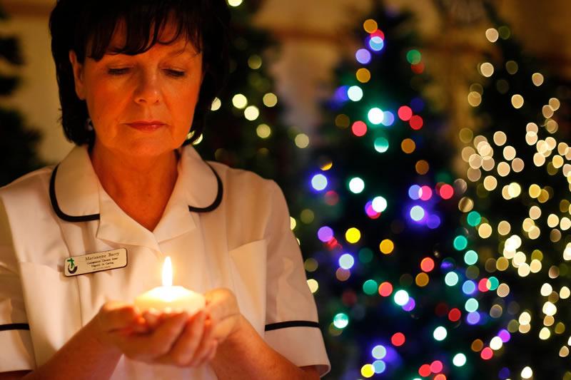 Light Up a Life Ceremony, Civic Centre, Craigavon