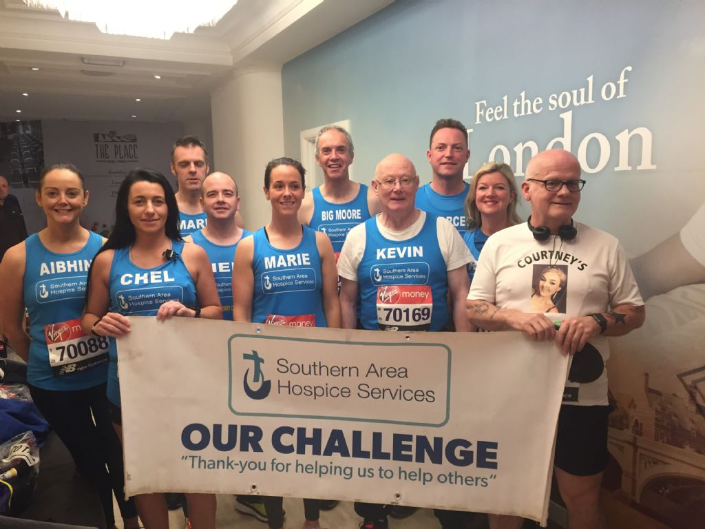Run the London Marathon for Your Local Hospice