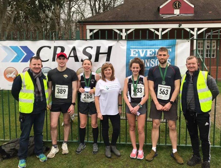Lurgan Park Fun Run raises over £7,100 for Southern Area Hospice