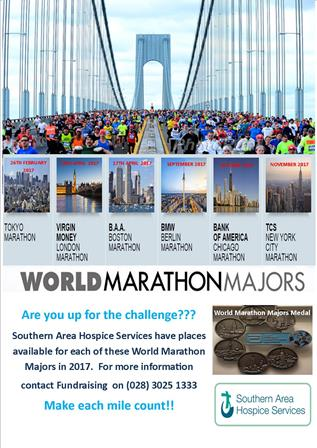 Run a Marathon for Hospice