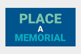 Place a Memorial