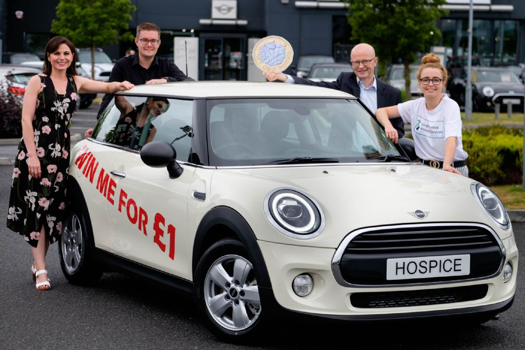WIN A MINI FOR £1