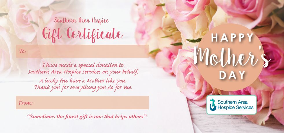 Give the gift of Care this Mother's Day