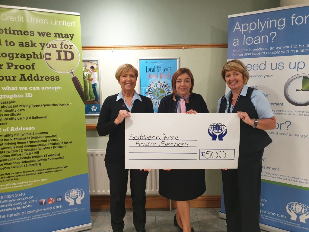 Credit Unions Made Every Cup Count for Southern Area Hospice