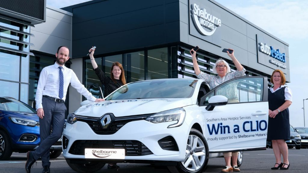 Time is running out to get entered for Hospice Car Competition