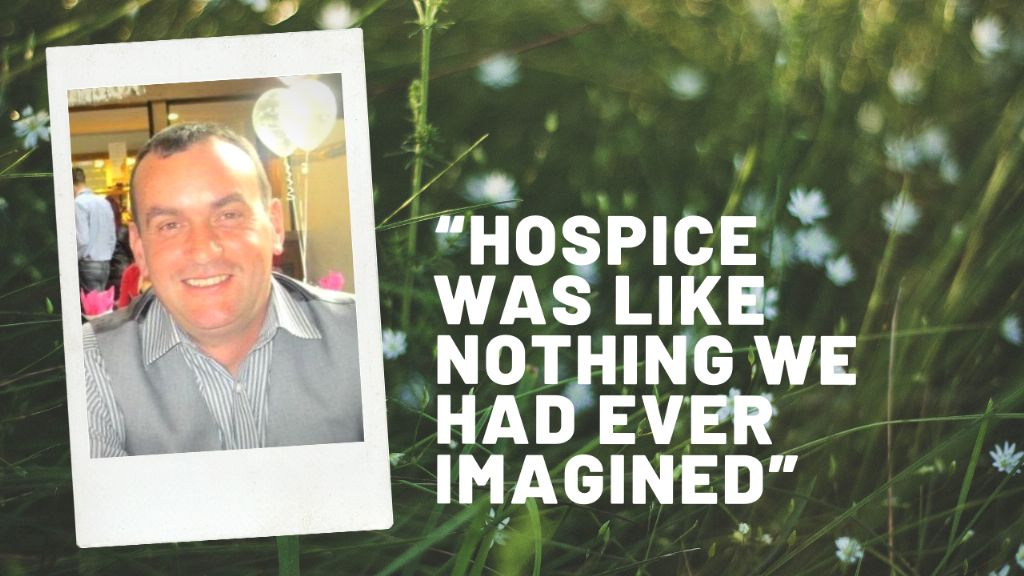 The Grant Family share their hospice story.