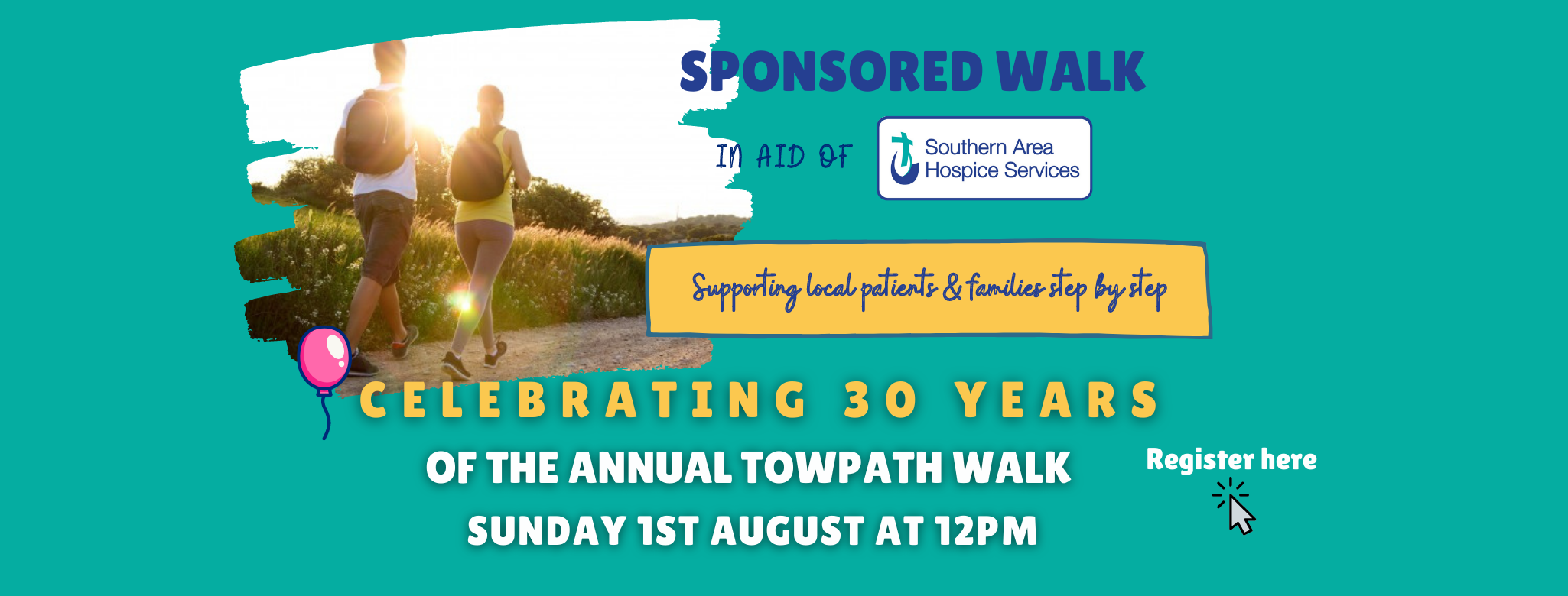 Towpath Walk