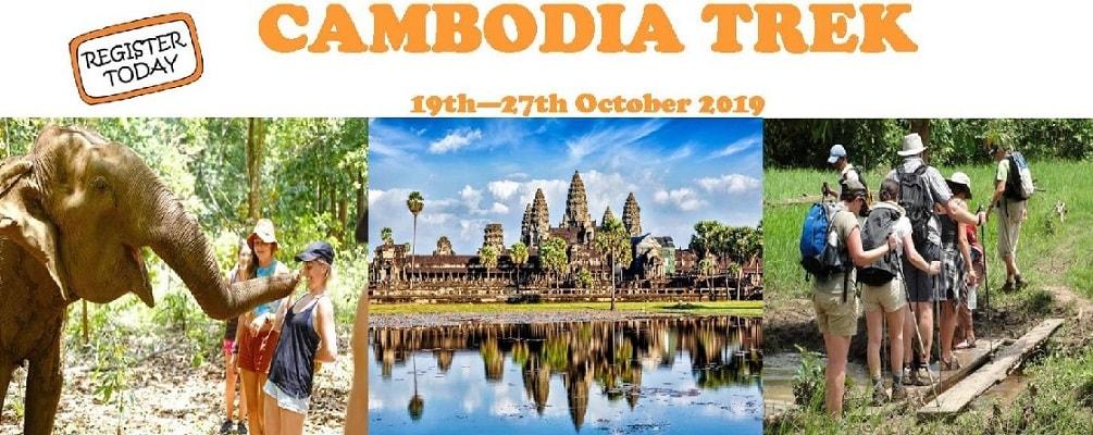 Cambodia Trek 2019
