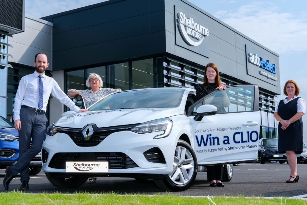Win a CLIO and Support Your Local Hospice