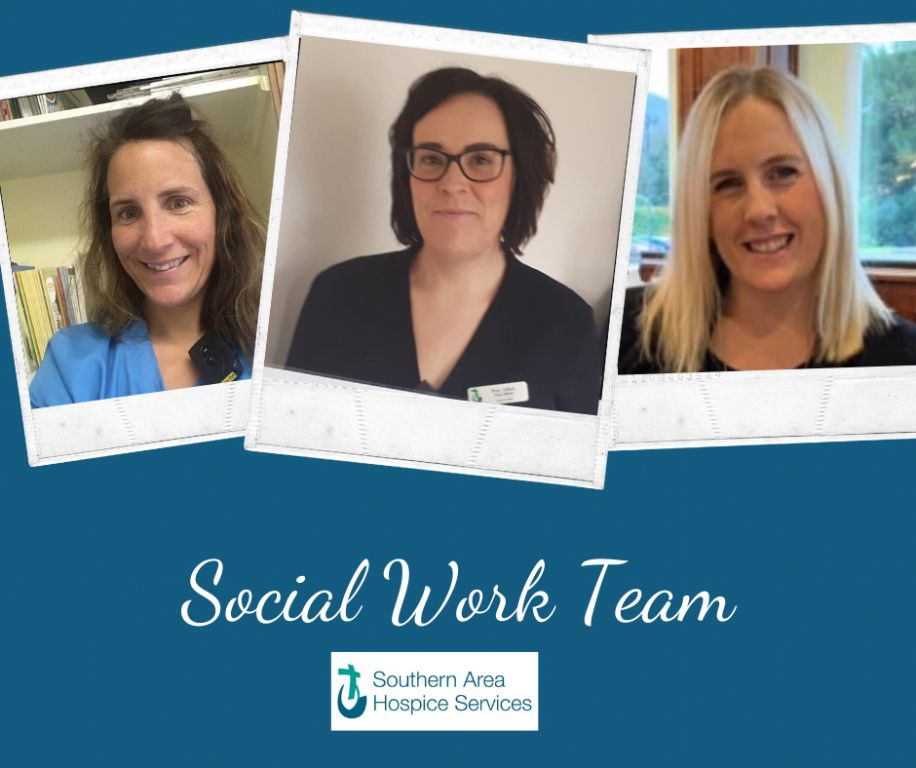 A day in the life of a hospice Social Work Team.