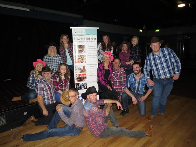 Hospice Does Strictly – Country Style!