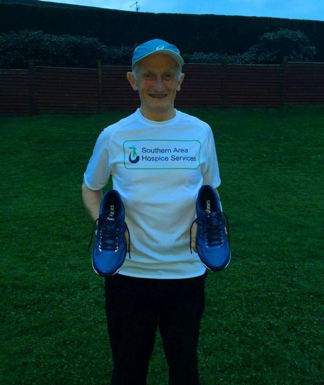 Tommy takes on London Marathon