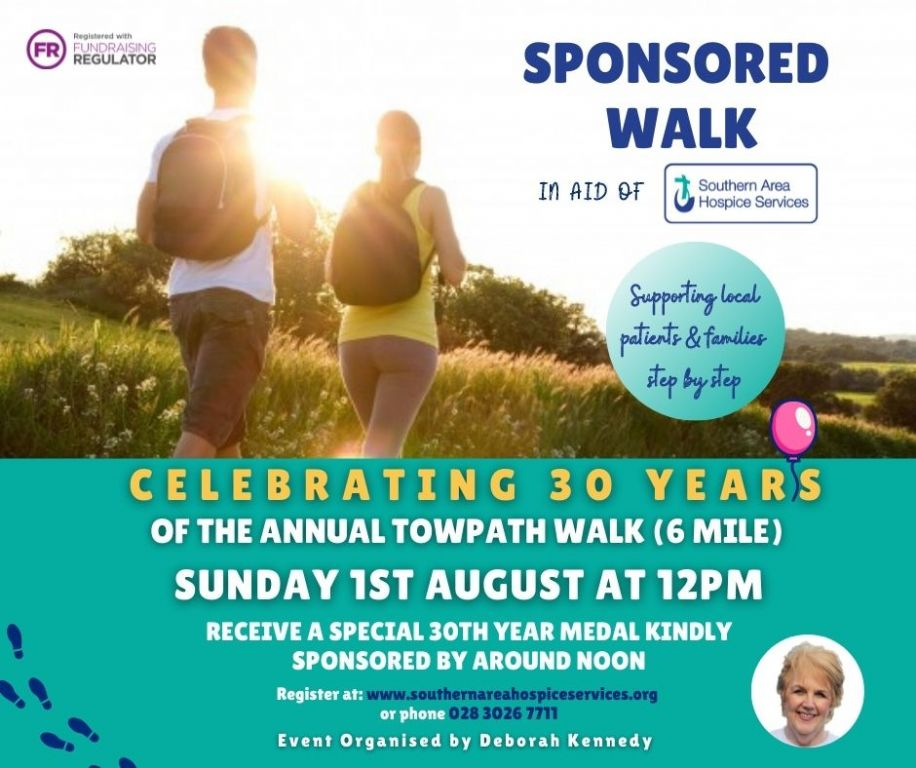 Annual Towpath Sponsored Walk