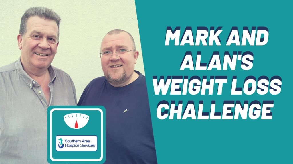 Mark and Alan's weight loss challenge