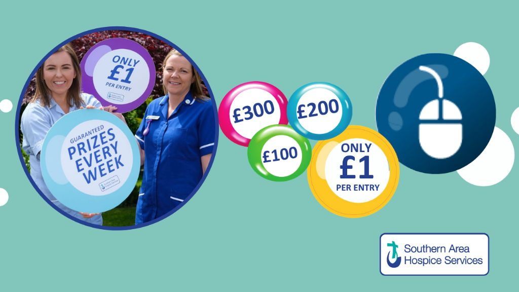 Join Lotto Online for Hospice Frontline!