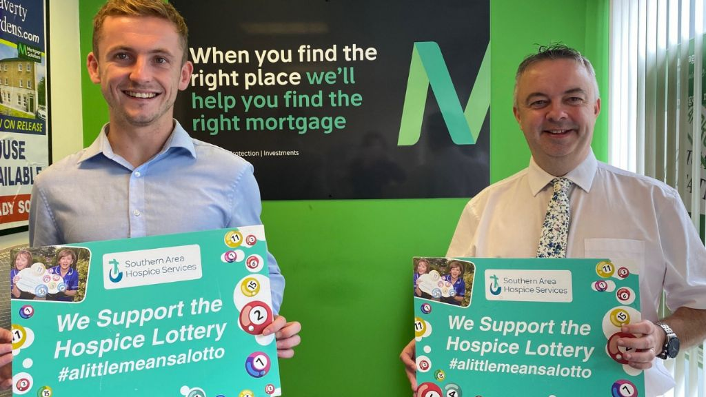 Mortgage Solutions Hoping for a Lotto Luck!