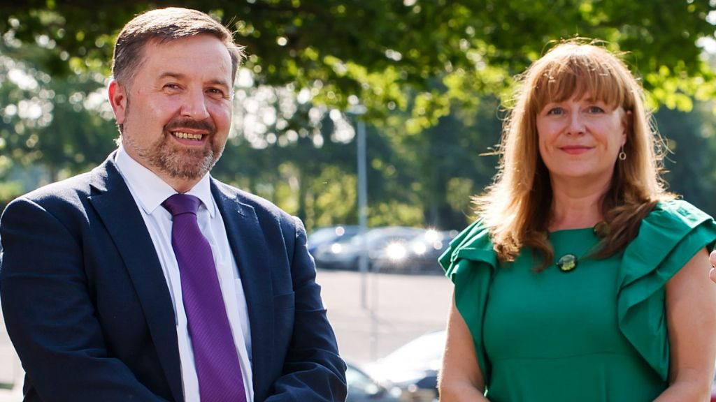 Health Minister Robin Swann has announced the allocation of nearly £8m in support grants to a range of cancer charities in Northern Ireland.