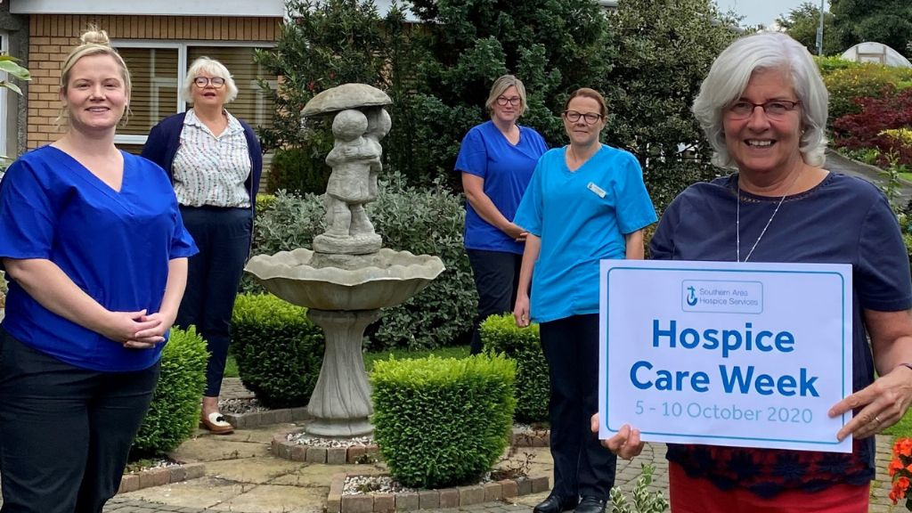 5-10 October is Hospice Care Week