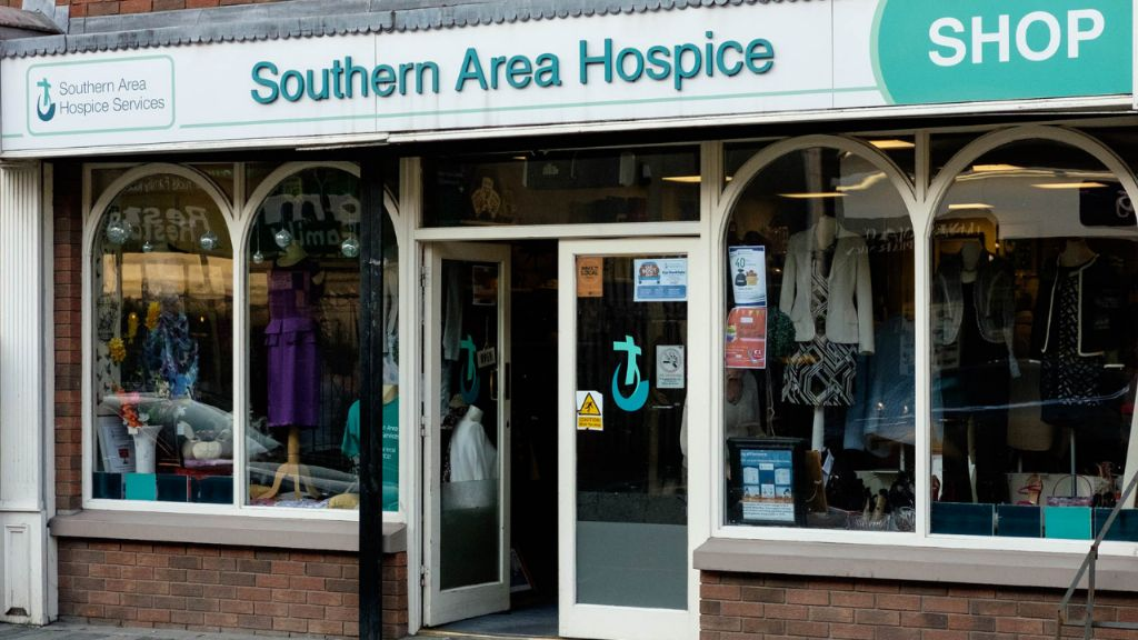 SAHS Charity Shops re-open in Newry, Rathfriland and Banbridge.